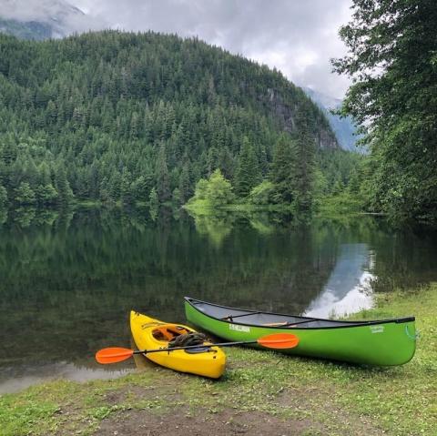 Clements Lake