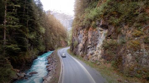 Drive to Stewart